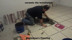 Flooring Company Chicago: tile installation